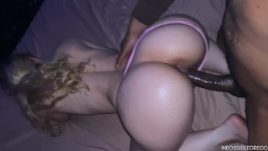 pretty little tight pawg pussygets STRETCHED by Black cock! (OnlyFansLeak)