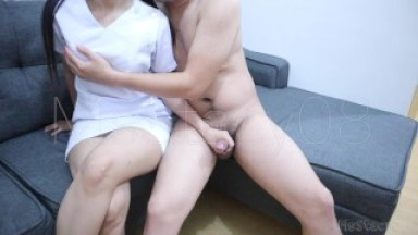 Fucking my Pinay College Med Student in my Condo
