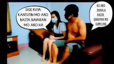 Pinay viral scandal bumisita Pinsan ni Misis Pumayag pakantot muntik na mahuli- Pinay Celebrity