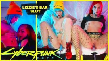 Cyberpunk 2077 Lizzie's Bar Escort