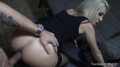 POV-move my panties and cum in my pussy-FULLHD-(italian dialogues)
