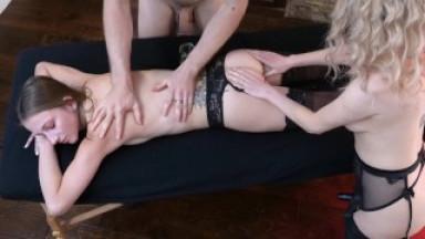 Nude Massage - Macy Meadows