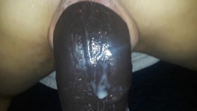 The day I became a BBC whore. It's still the biggest cock I've ever fucked.