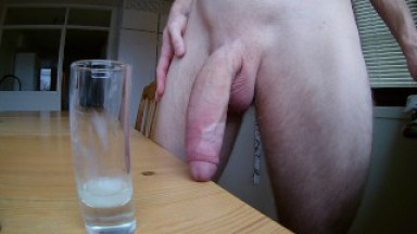 What about a real cumshot? My treat!