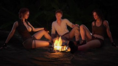 Treasure Of Nadia v51092 Part 134 Special Night For A Loving Threesome By LoveSkySan69
