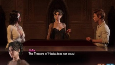 Treasure Of Nadia v48091 Part 126 Clare Need Our Help By LoveSkySan69