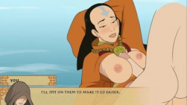 Four Element Trainer Part 90 Extra Party For The Avatar, The Old One By LoveSkySan69