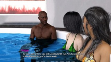 Acting Lessons [v1.0.1] Part 11 Sauna Story By LoveSkySan69