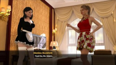 Fashion Business EP1 Part 9 Maid Work Final Episode By LoveSkySan69