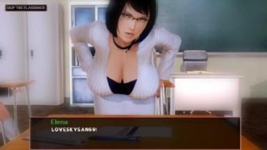 Unlimited Pleasure [v0.2.1] Part 2 Gameplay By LoveSkySan69