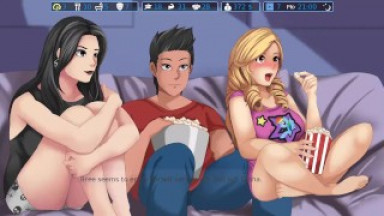 Love Sex Second Base Part 5 Gameplay By LoveSkySan69