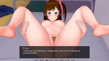 HS Tutor (v0.7.0) Part 14 Gameplay By LoveSkySan69
