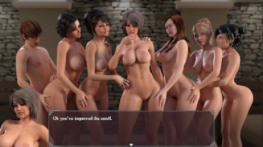 Lust Epidemic - Part 52 GROUP GANGBANG By LoveSkySan69
