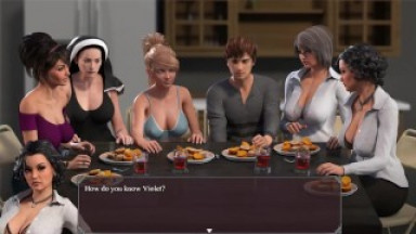 Lust Epidemic - Milf Party Part 40 By LoveSkySan69