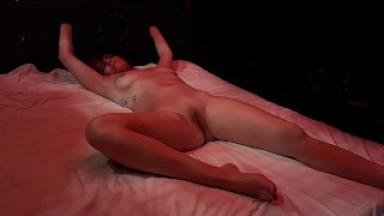 Hidden Amateur Homemade BDSM Secret Pleasures   Redhead Ginger Teen Tied Up