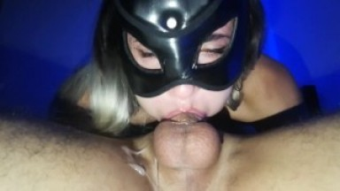INTENSE ORAL CREAMPIE and THROATPIE compilation from DEEPTHROAT GODESS