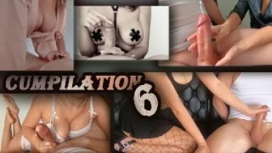 Cumpilation 6: Games, Nails & Ruined Orgasms