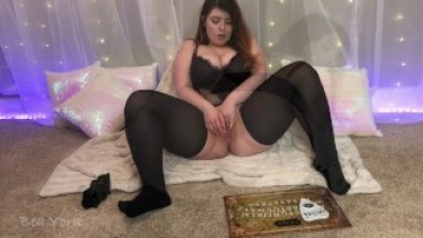 Preview of Bea Obeys Ouija Board to Fuck Spirits