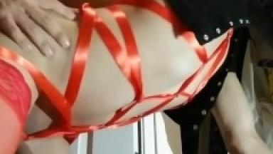 Bandage with ribbons - Ash Steele
